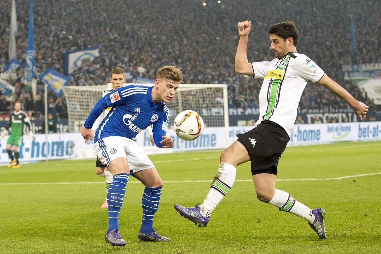 Schalke Vs Gladbach