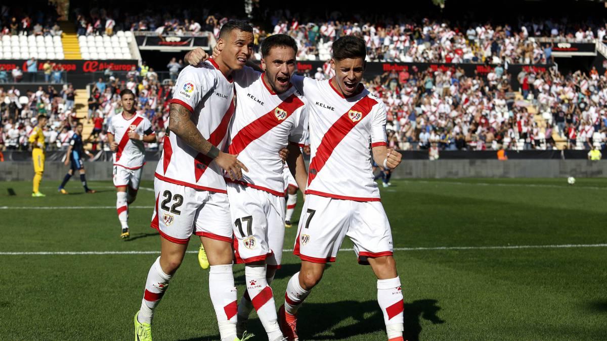 Rayo vallecano v valencia betting tips football betting tips twitter login